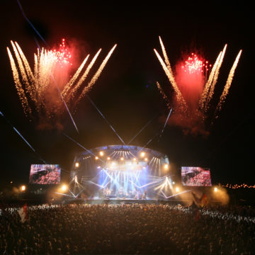 Stadium & Concert Event Pyrotechnics | 21CC Group Ltd
