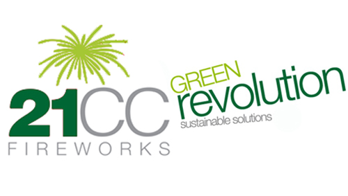 Sustainable fireworks by 21CC Fireworks Ltd