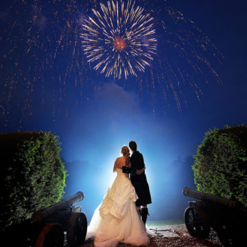 Wedding Fireworks | 21CC Group Ltd