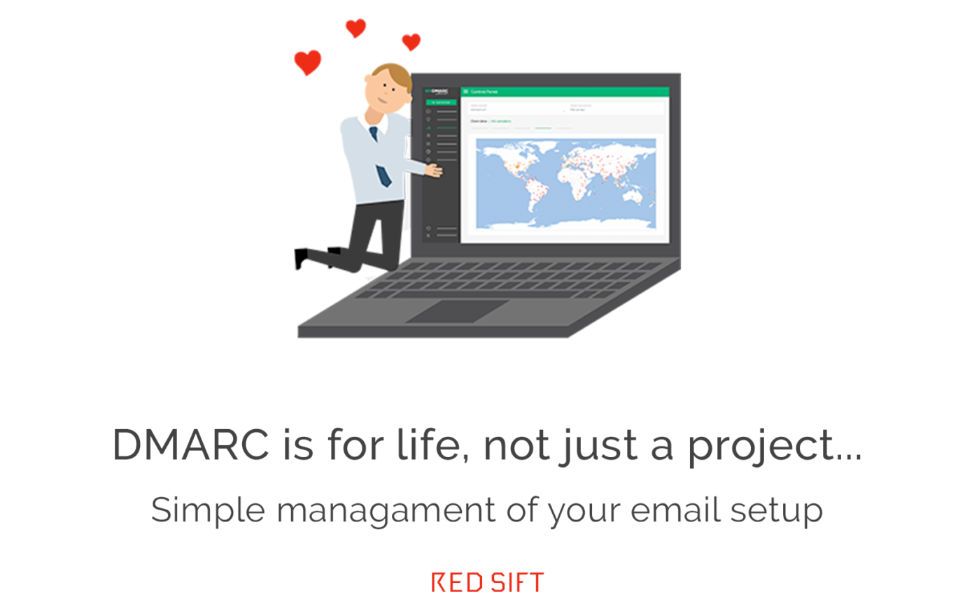 DMARC is for life not just a project!