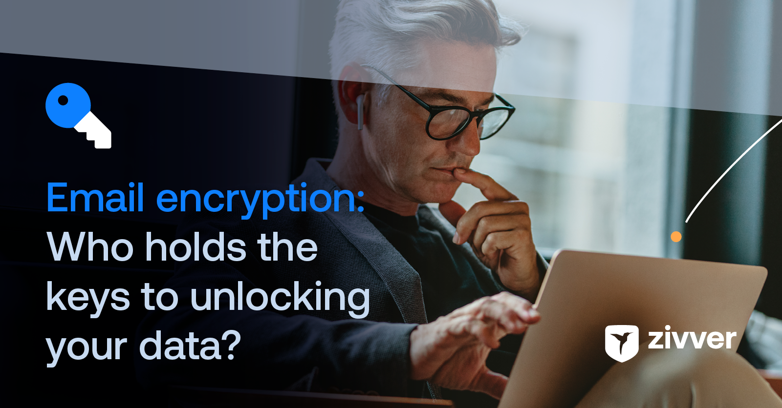 Email encryption who holds the keys to unlocking your data
