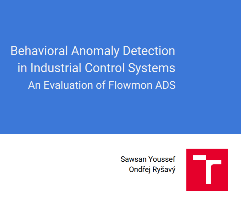 Behavioural Anomaly Detection in Industrial Control Systems