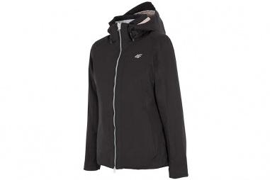 4F Womens Ski Jacket H4Z17-KUDN005BLK