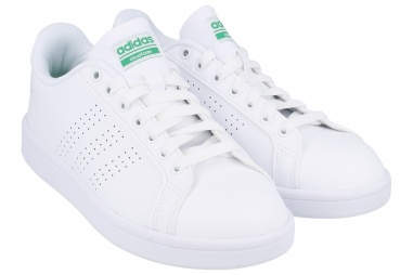 CLOUDFOAM ADVANTAGE CLEAN FTWR WHITE / FTWR WHITE / GREEN