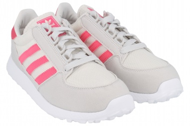 FOREST GROVE CHALK WHITE / REAL PINK / GREY ONE