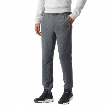 Workout Pant Cotton Touch Dark Grey Heather