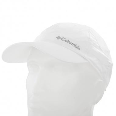 Columbia Tech Shade Hat White