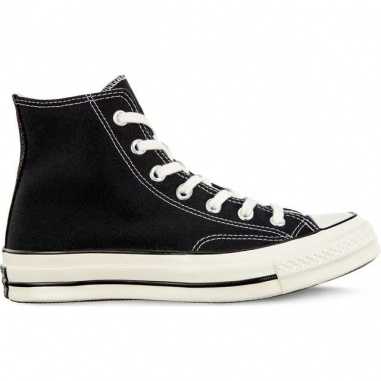 CHUCK TAYLOR ALL STAR 70  BLACK BLACK EGRET