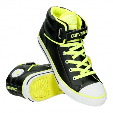 Converse Chuck Taylor All Star PC Loopback Hi quot;Blackquot;