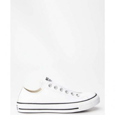 CHUCK TAYLOR ALL STAR SLIP 975 WHITE WHITE BLACK