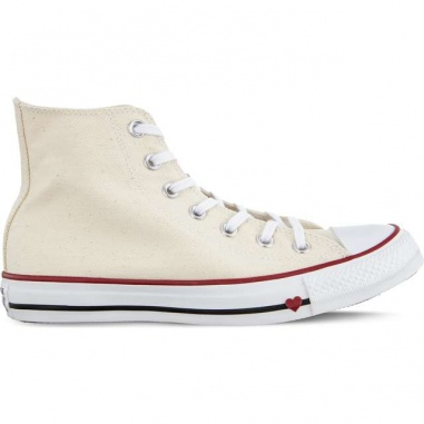 CHUCK TAYLOR ALL STAR SUCKER LOVE  NATURAL WHITE GARNET