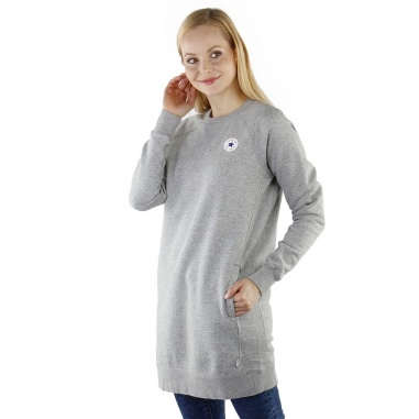 Converse Core Sweatshirt s Grey