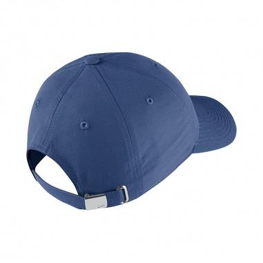 Nike Adulte NSW H86 Metal Swoosh Blue