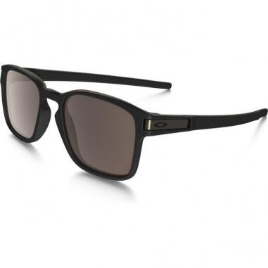 Latch SQ Matte Black Warm Grey