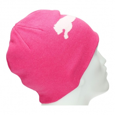 Puma Big Cat Beanie Pink
