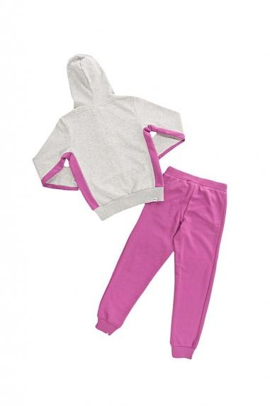 Puma Fun Hooded Sweat Suit