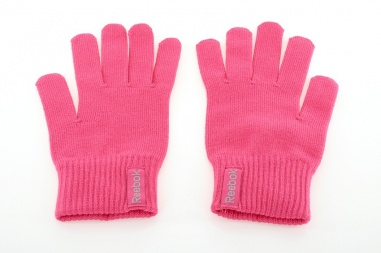 Reebok Logo Gloves