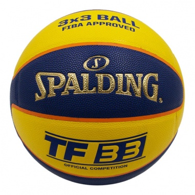 TF-33 In/Out 3x3 Official Gameball
