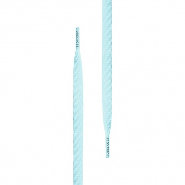 Tube Laces Silver aquarius 120CM