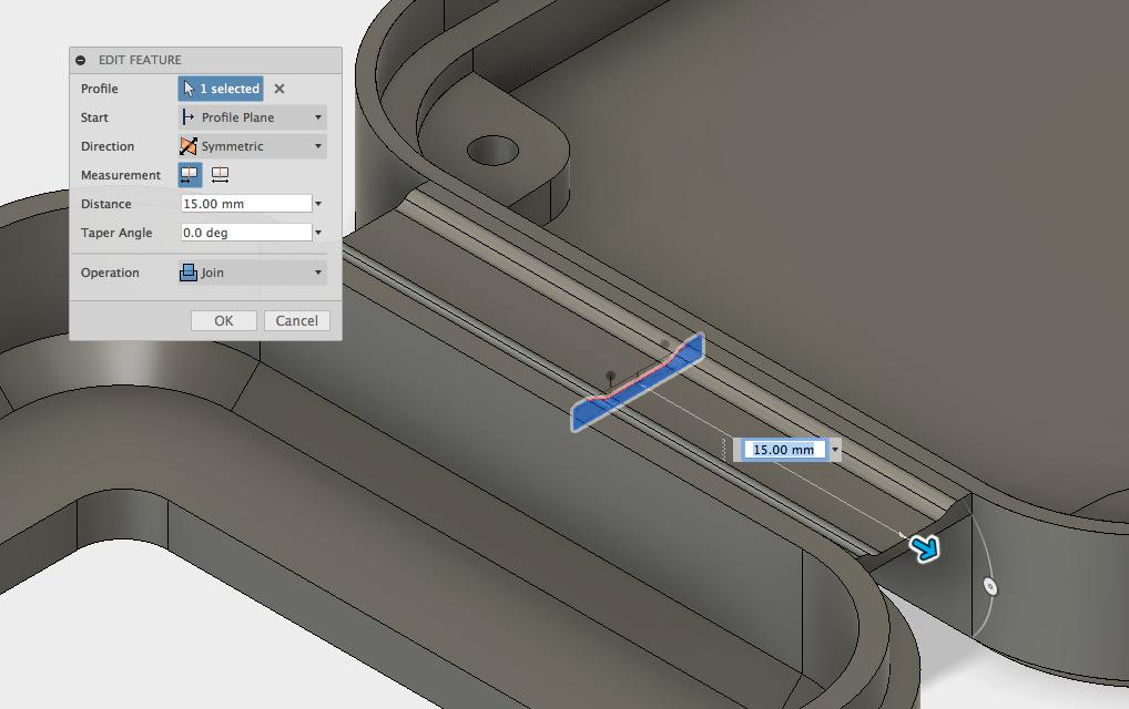CAD Modeling #2 - Living Hinges