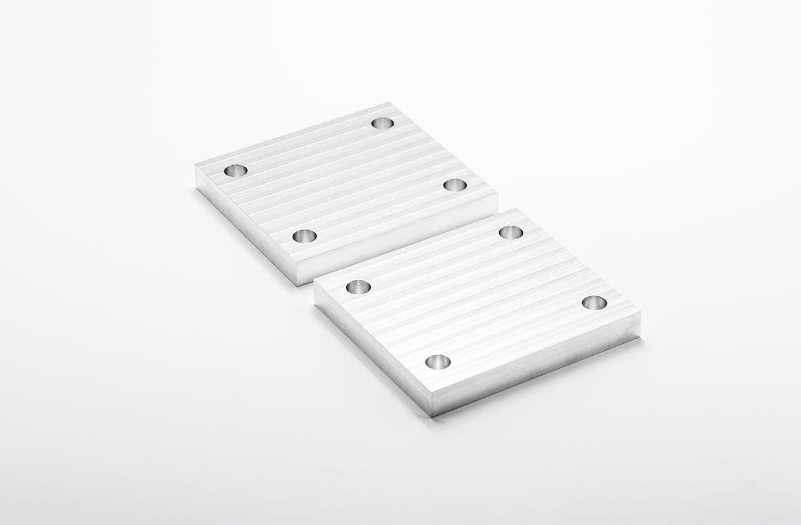 Aluminum 6061 part