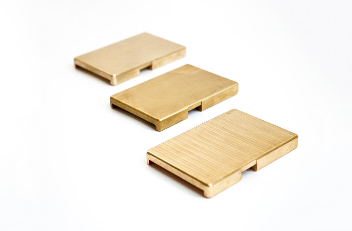 Brass C36000 part