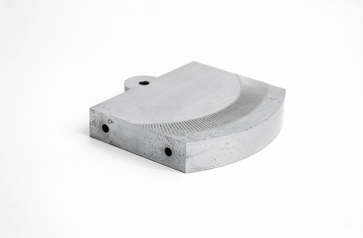Tool steel D2 part