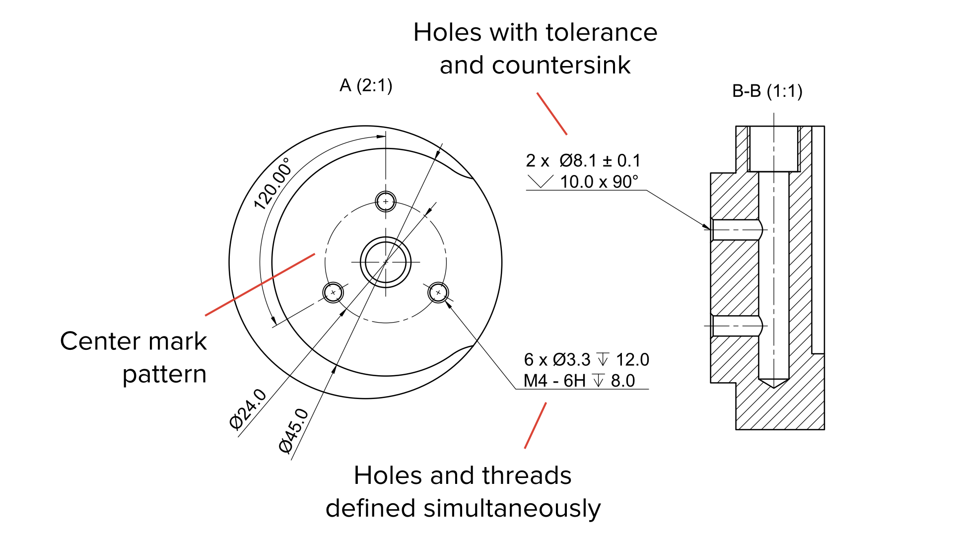 How to prepare a technical drawing for CNC machining | 3D Hubs