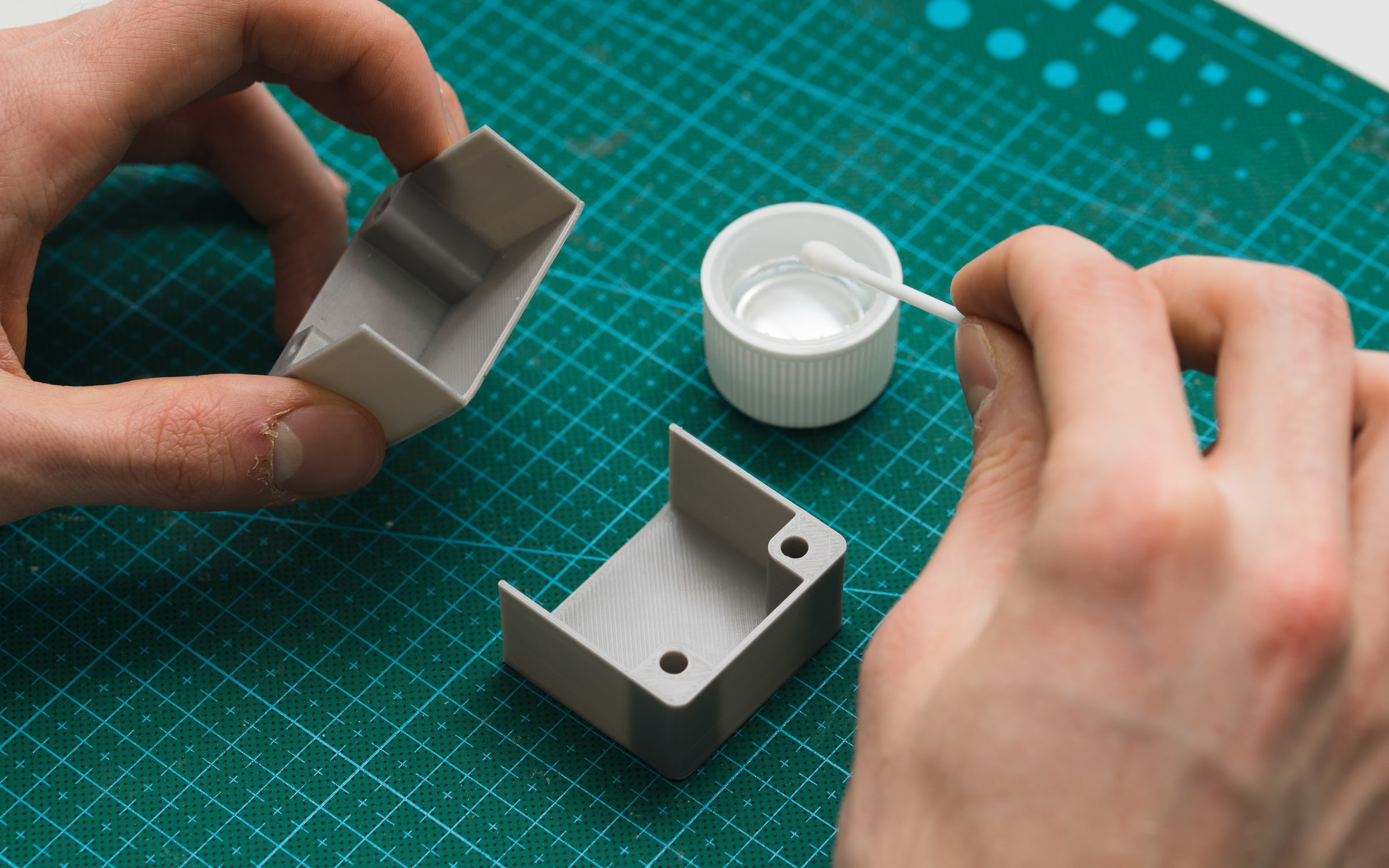 Post processing for FDM printed parts | 3D Hubs