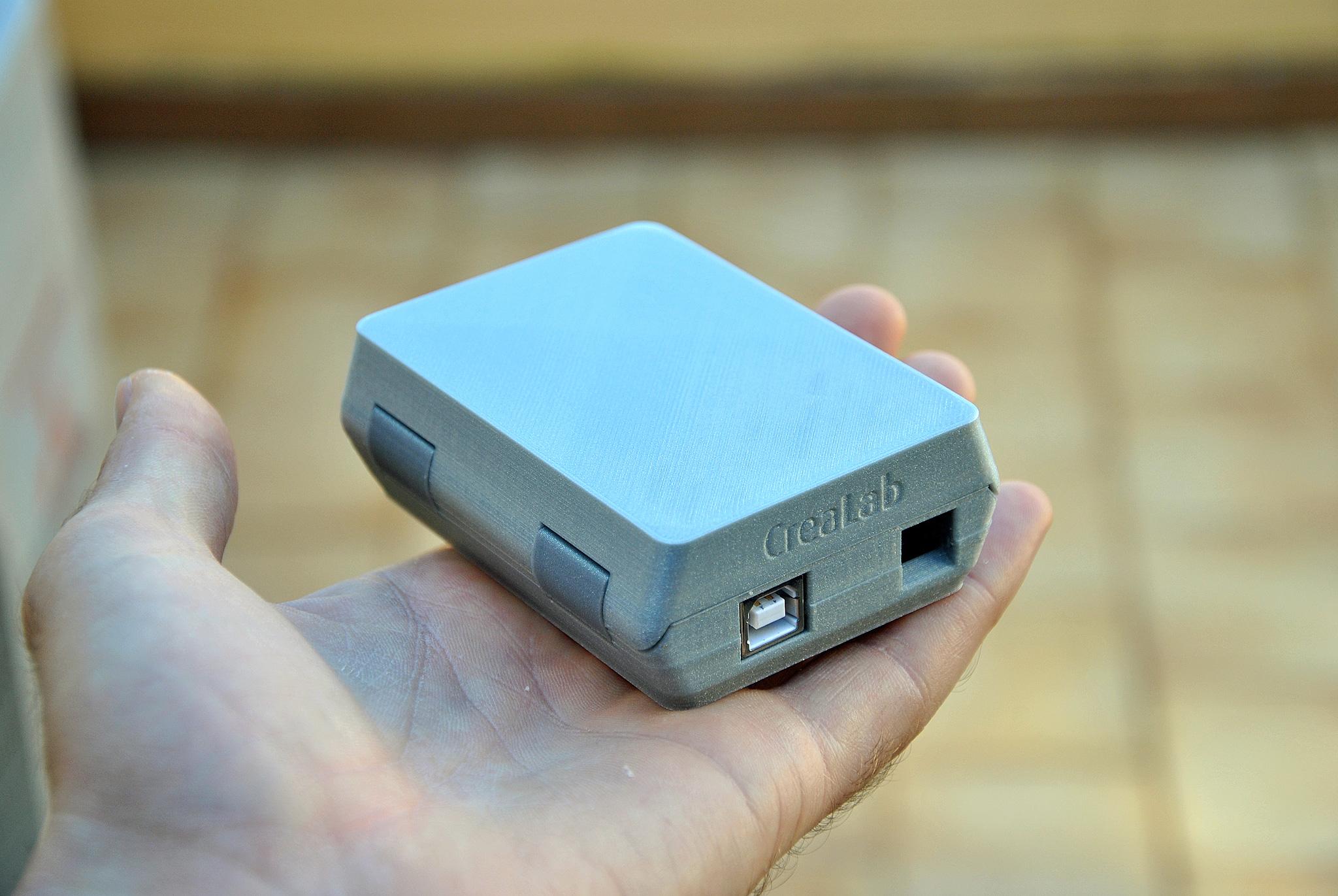 Arduino uno portable lab case d hubs talk