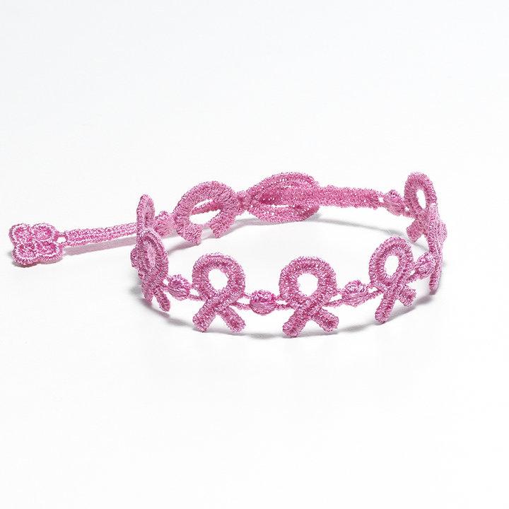 Fiocco rosa 0245