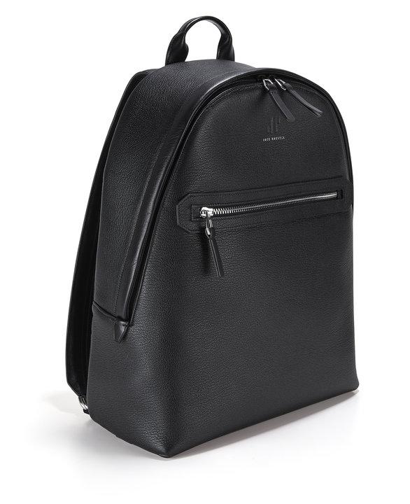Jackrussell rucksack black angled