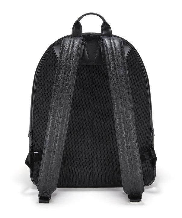 Jackrussell rucksack black back
