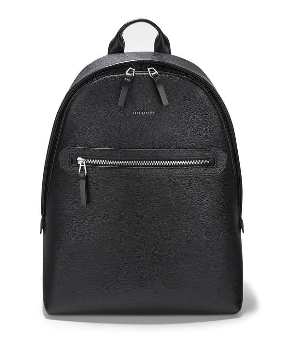 Jackrussell rucksack black front