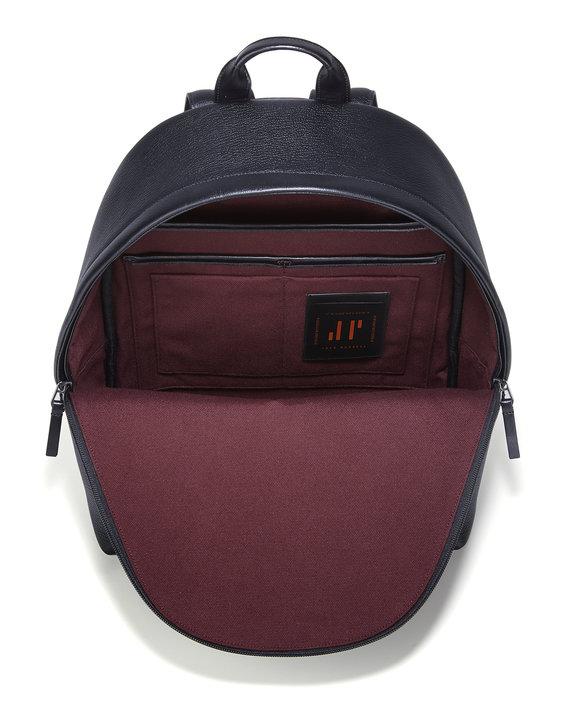 Jackrussell rucksack black inside