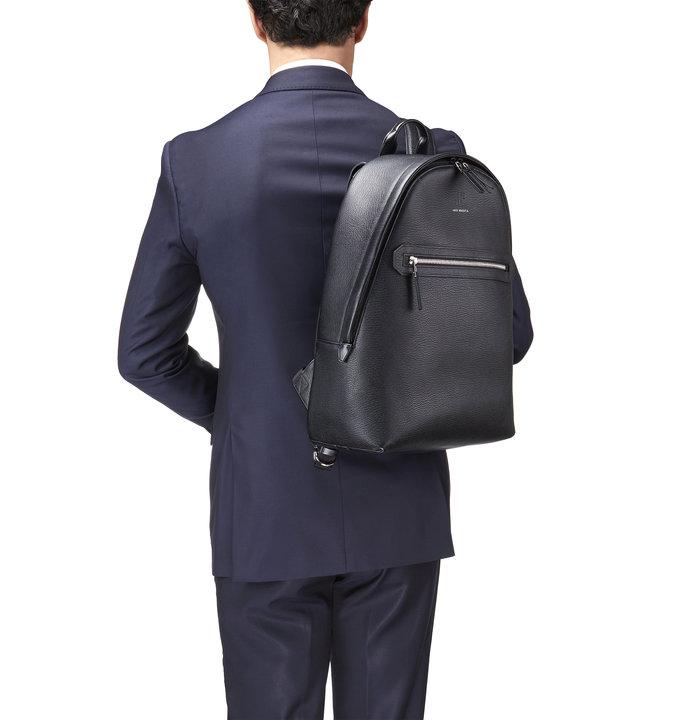 Jackrussell rucksack black model