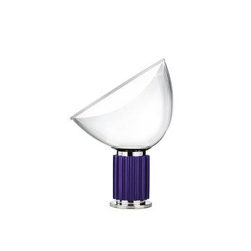 Taccia small violet glass 01