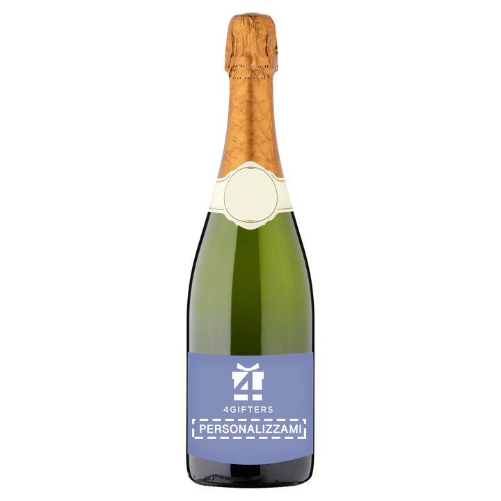 Bottle champagne carta