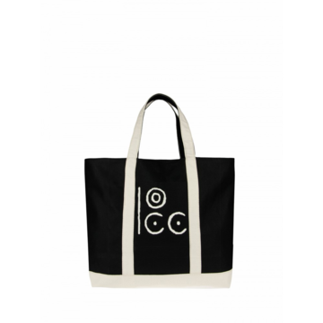 Ccsummerbagsmall black whiteprint