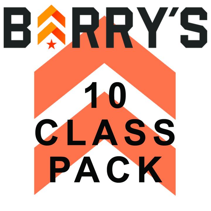 10 class pack