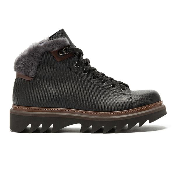 Kipling boots black grey man alberto guardiani gu77083caam00 01