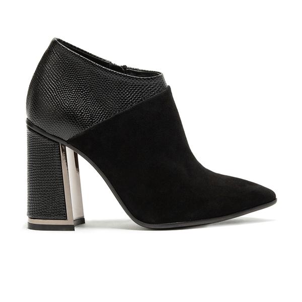 Lilli 90 heels black woman alberto guardiani gd39105bfve00 01