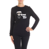Karl lagerfeld   felpa   sweatshirt   81kw1761 999   119385851 1