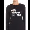 Karl lagerfeld   felpa   sweatshirt   81kw1761 999   119385851 4