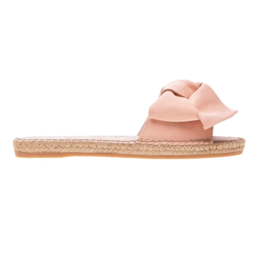 W 1.4 j0 sandals with bow hamptons pastel rose 1 manebi espadrilles