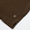 Grain tshirt lunga sagano bambu marrone 3
