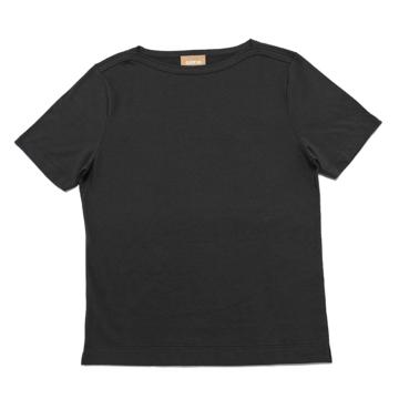 Grain tshirt doha cotone grigioantracite 1