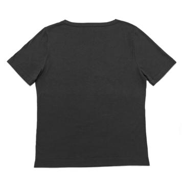 Grain tshirt doha cotone grigioantracite 2