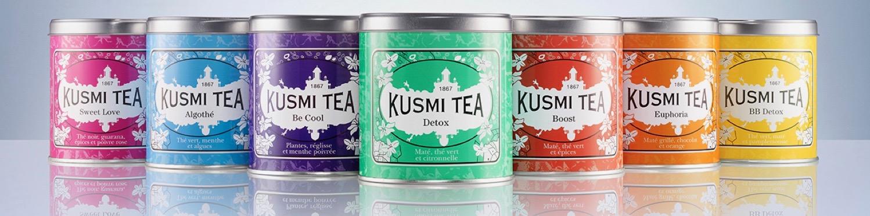 Kusmi tea brand image