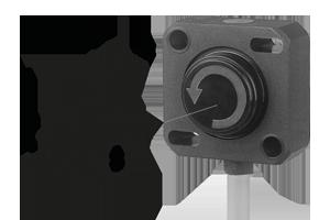 Dis QR-series rotary encoder